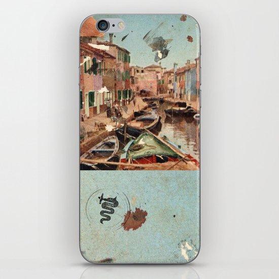Little Italy iPhone & iPod Skin