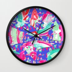 Fancy Wall Clock