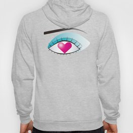 Eye Love Hoody