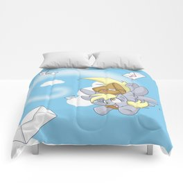 The Ditzy Mailmare Comforters