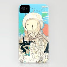 Logic will get you from A to B. Imagination will take you everywhere. iPhone (4, 4s) Slim Case