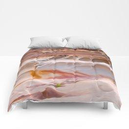 Undulating landscape 017 Comforters