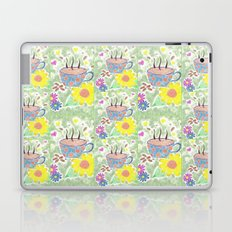Strong cup of coffee Laptop & iPad Skin