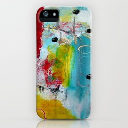 When You Call My Name iPhone Case