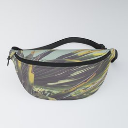 Palm Tree Fanny Pack