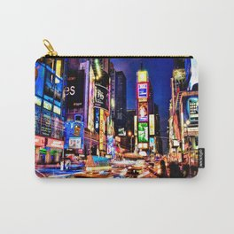Times scuare Carry-All Pouch