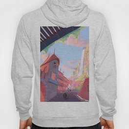Colored City Hoody