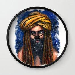 Sikh Wall Clock