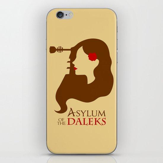 Asylum of the Daleks iPhone & iPod Skin