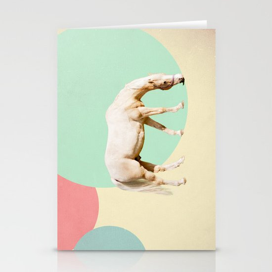 Mr. Horse Stationery Cards