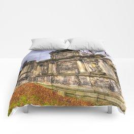 Greyfriars Kirk Cemetery Edinburgh Comforters