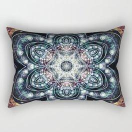 Mandalas from the Voice of Eternity 4 Rectangular Pillow