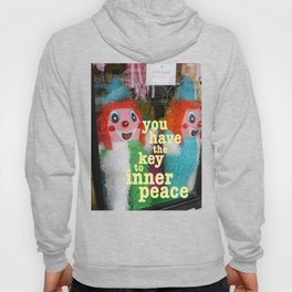you have the key to inner peace Hoody