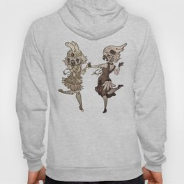 Let's party flappers! Hoody