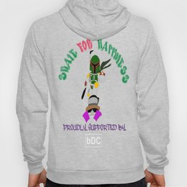 Bobas bDC Skate for Happiness Hoody