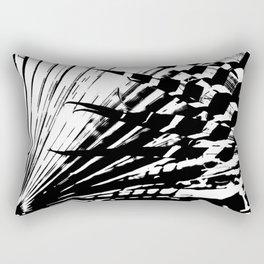 Spiked Palm Rectangular Pillow