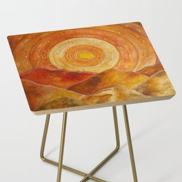 Sunset w.02 Side Table