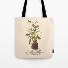 A Writer's Ink Tote Bag