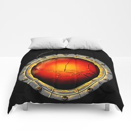 Songbird's Eye Comforters