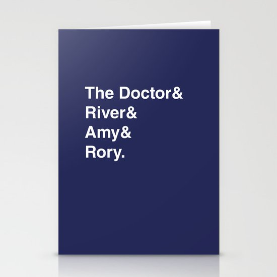 Doctor& Stationery Cards