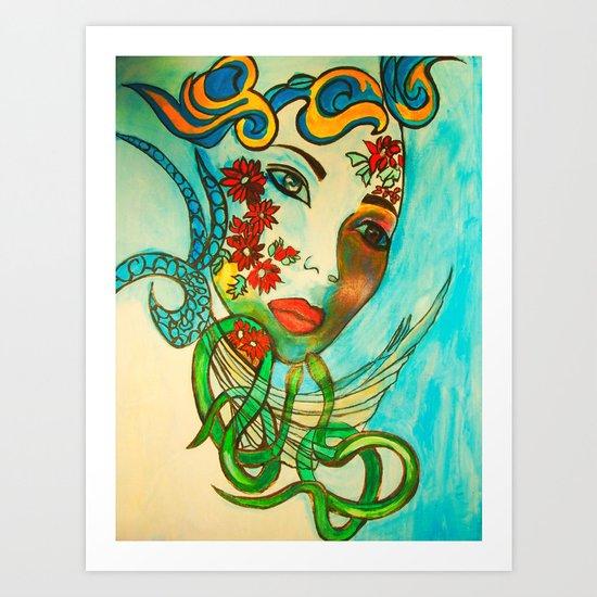 Ameonna Art Print