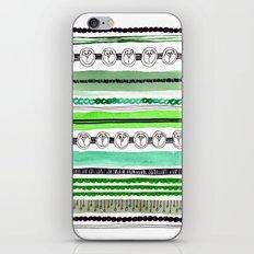 Pattern / Nr. 4 iPhone & iPod Skin