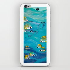 Extraordinary Perception iPhone & iPod Skin