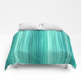 Ambient 5 in Teal Comforters