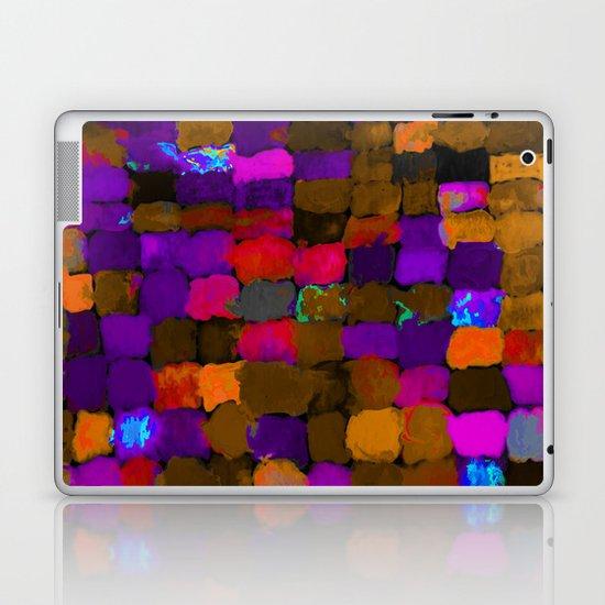 Painted Swatches: Exuberance Laptop & iPad Skin