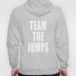 Team Toe Jumps Hoody