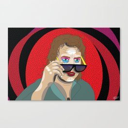 All Outta Bubblegum Canvas Print