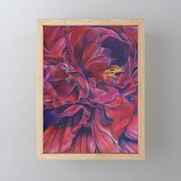 Floral 1 Framed Mini Art Print