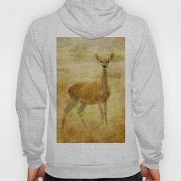 Female Red Deer Hoody