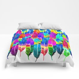 Patterned Parrot Comforters