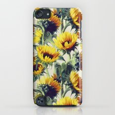 Sunflowers Forever Slim Case iPod touch