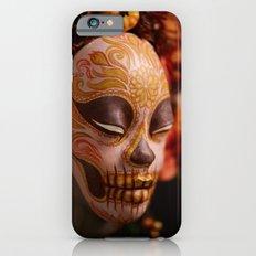 Pumpkin Harvest Muertita Detail Slim Case iPhone 6s