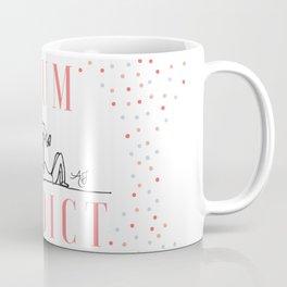 Mum Addict Coffee Mug
