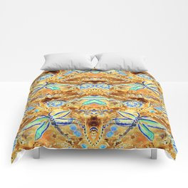 Digital Dragonfly Delusion   Comforters