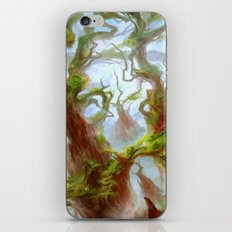 Wooded Foothills iPhone & iPod Skin