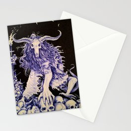 The Bone Collector Stationery Cards