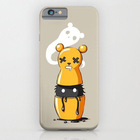 Matryoshka Monster iPhone & iPod Case