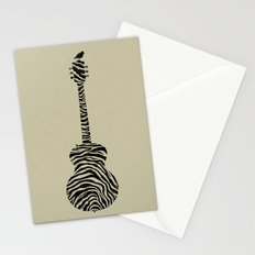 Music in Nature Stationery Cards