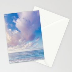 beach ver.pink Stationery Cards