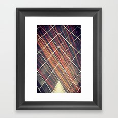 sym4 Framed Art Print