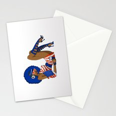 Funky 4th Stationery Cards