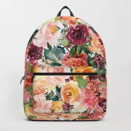 flower bomb Backpack