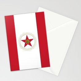 flag of Birmingham,alabama Stationery Cards