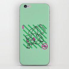 B-001 iPhone & iPod Skin