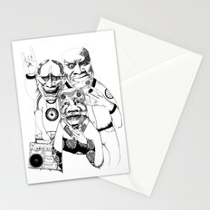 East/ West -->Please vote for my submission on Threadless  !!  Stationery Cards