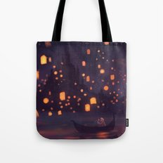 The World has Somehow Shifted Tote Bag